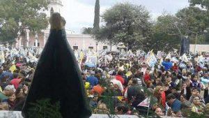 Festividad de la Virgen  de Loreto